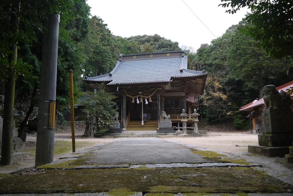 吉田八幡宮