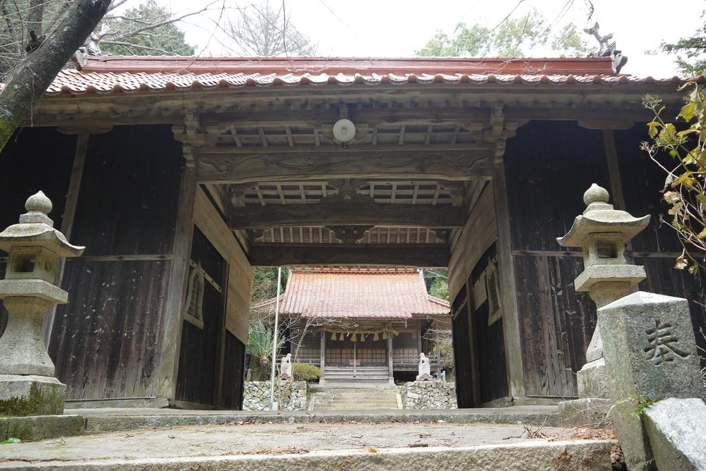 吉賀八幡宮