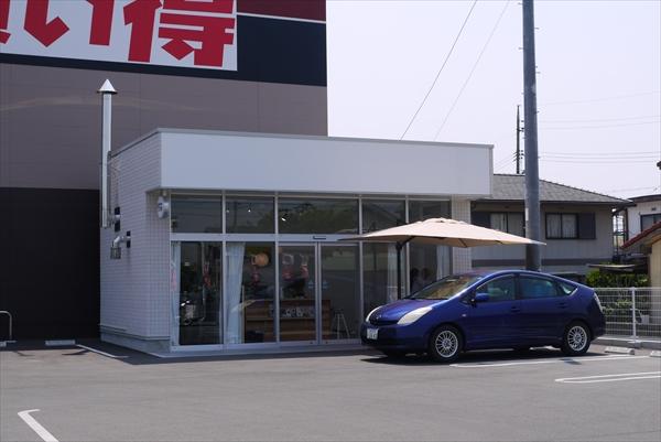 華城店にミリオーレコーヒさんがオープンしました。