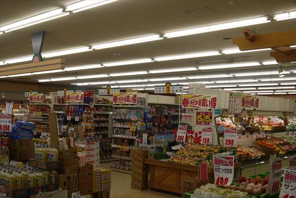 西割店が「毎日がお買い得」の店に変わりました。